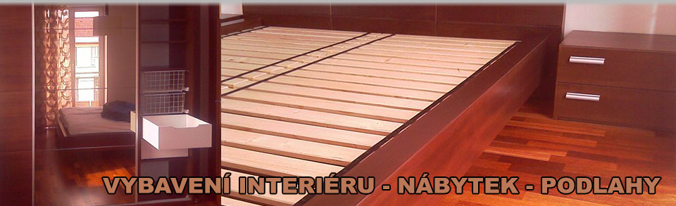 Vybavení interiéru